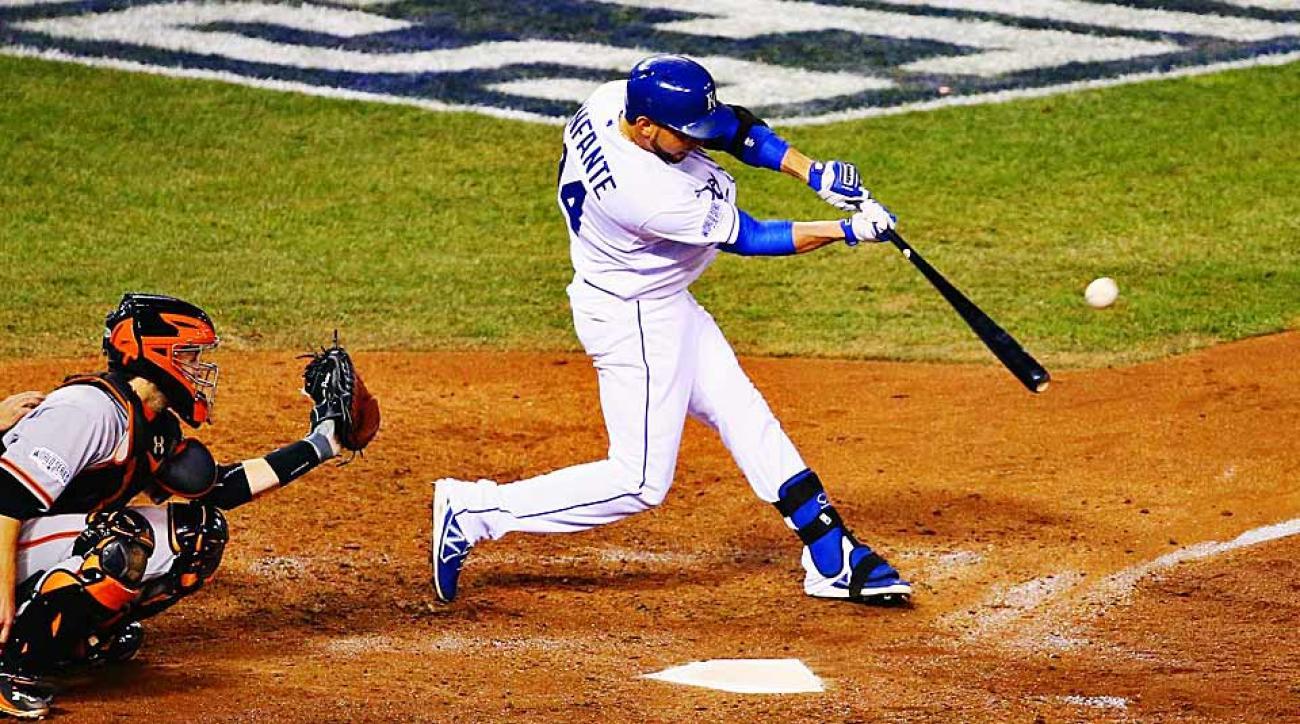 Infante homer Game 2 World Series