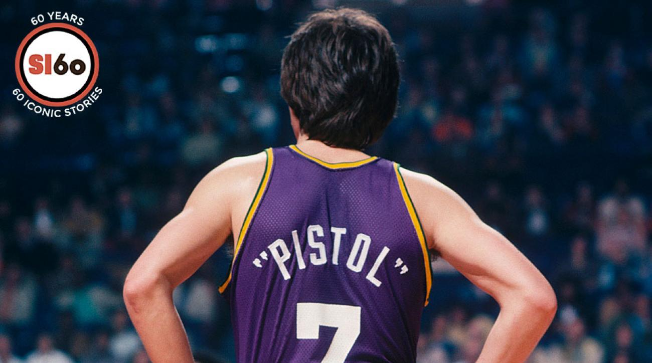 SI 60 Q&A Curry Kirkpatrick on the artistry of Pete Maravich