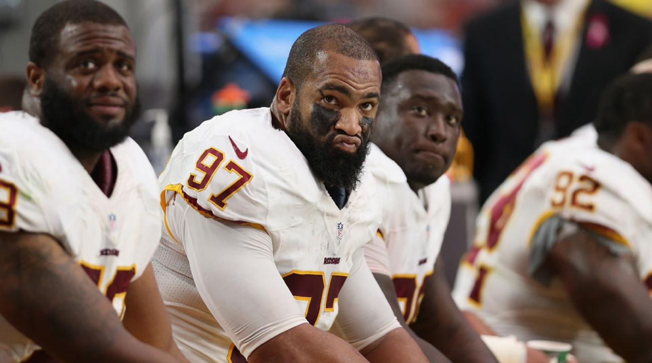 Jason Hatcher comments on the rivalry between the Washington Redskins and Dallas Cowboys.