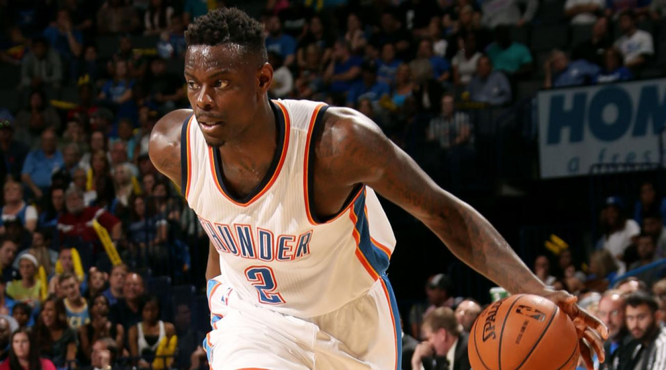 Oklahoma City Thunder Anthony Morrow