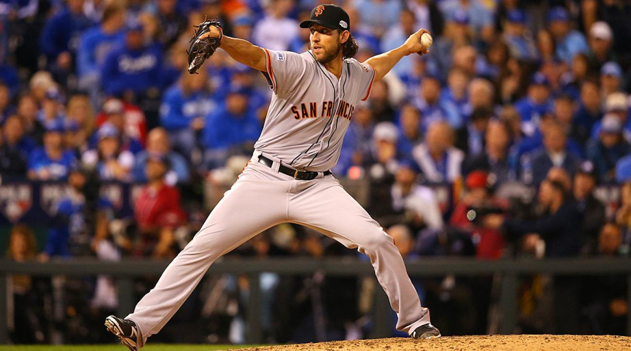 Will Giants manager Bruce Bochy start ace Madison Bumgarner on short rest in Game 4?