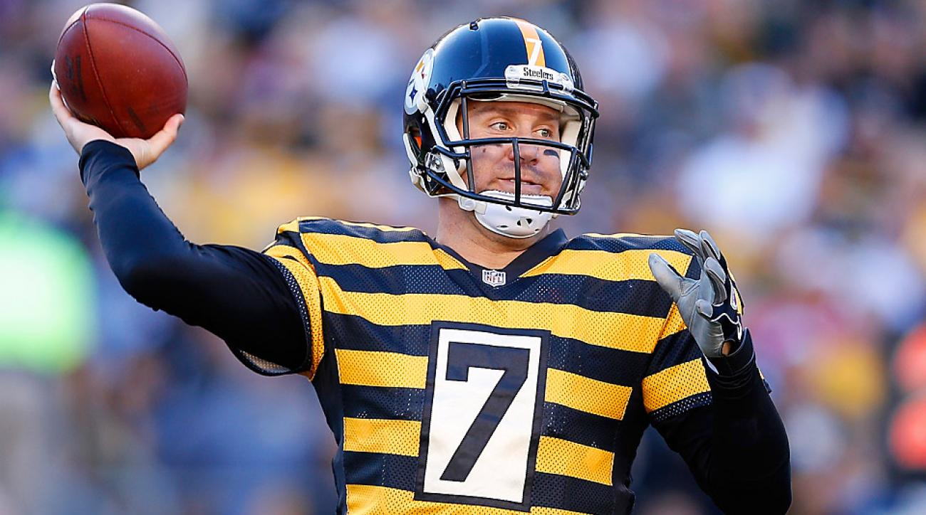 Week 8 Superlatives  Roethlisberger s tremendous day  Geno hits the bench 546a50066