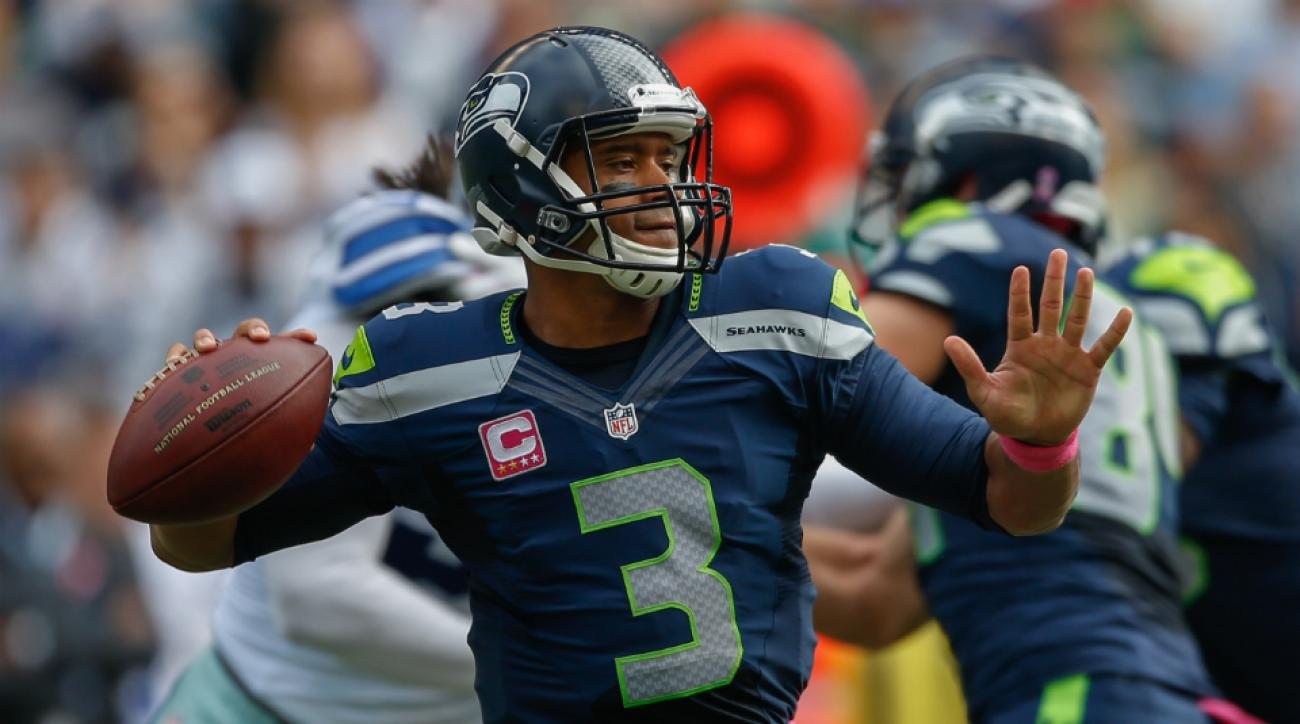 Seahawks QB Russell Wilson endorsements