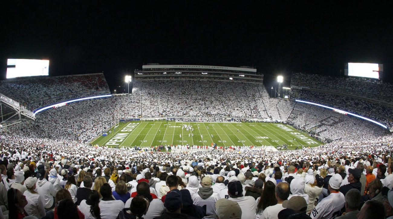 Ohio State Penn State penalty