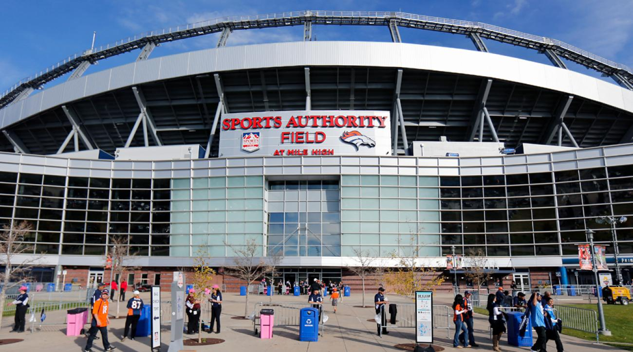 Sports Authority Field Broncos