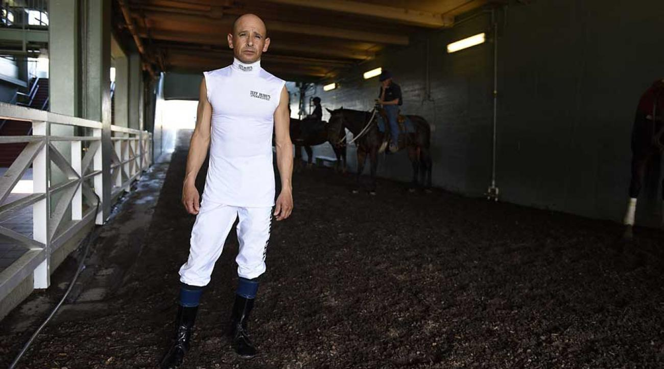"After a spill at Saratoga in 1998 sidelined Mike Smith for seven months, he dedicated himself to becoming ""the fittest rider in America."""