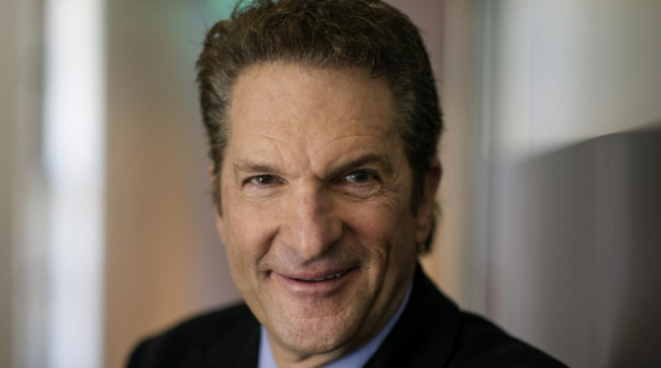 Warriors co-owner Peter Guber hoodish yiddish