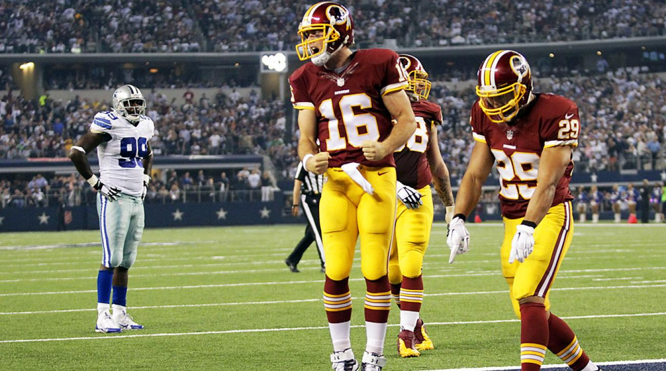 Three Thoughts: Colt McCoy leads Washington to an upset win in Dallas