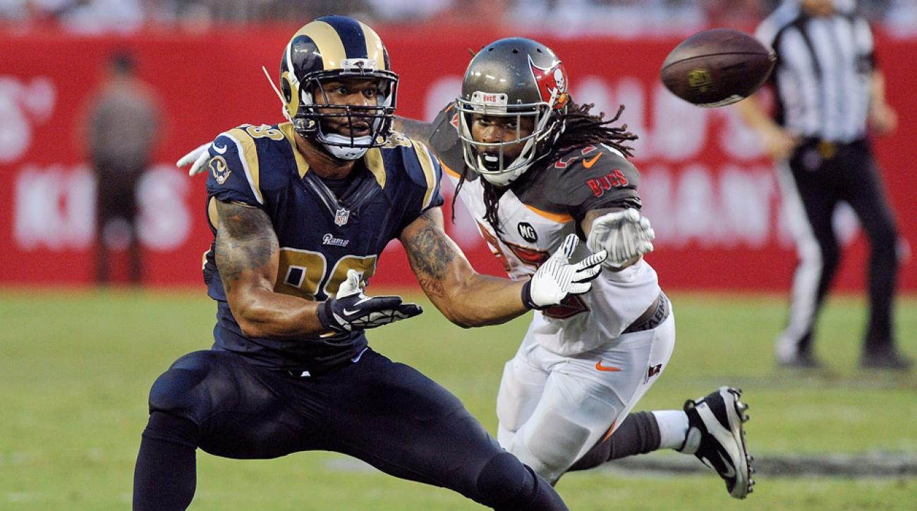 St. Louis Rams trade for Tampa Bay Buccaneers safety Mark Barron at 2014 NFL trade deadline