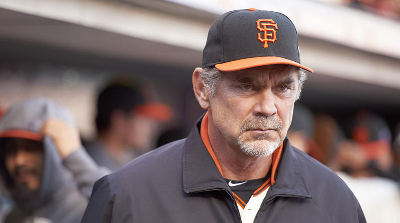 Bruce Bochy, San Francisco Giants