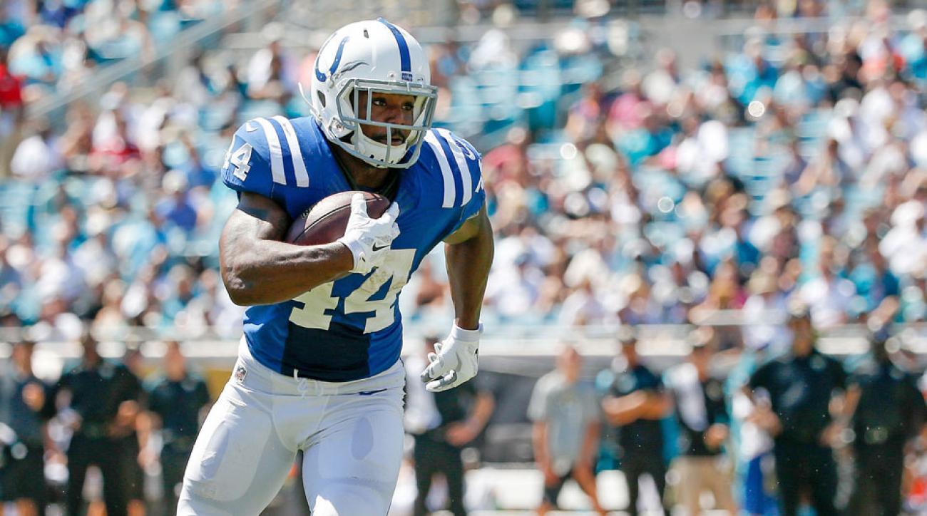 Indianapolis Colts Ahmad Bradsha