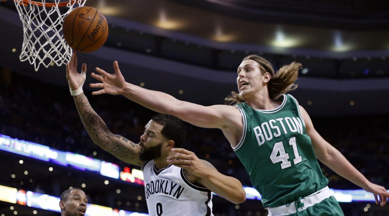 Deron Williams Nets look like crap Celtics