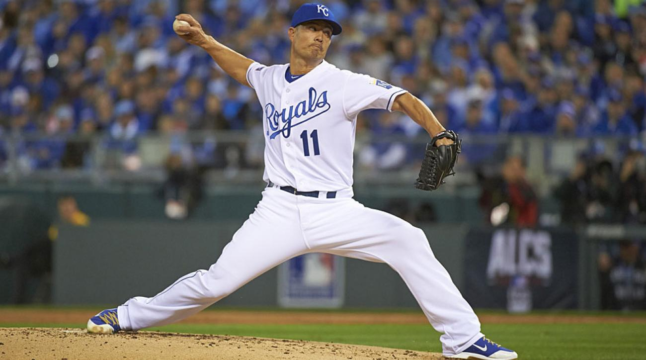 Jeremy Guthrie, Kansas City Royals