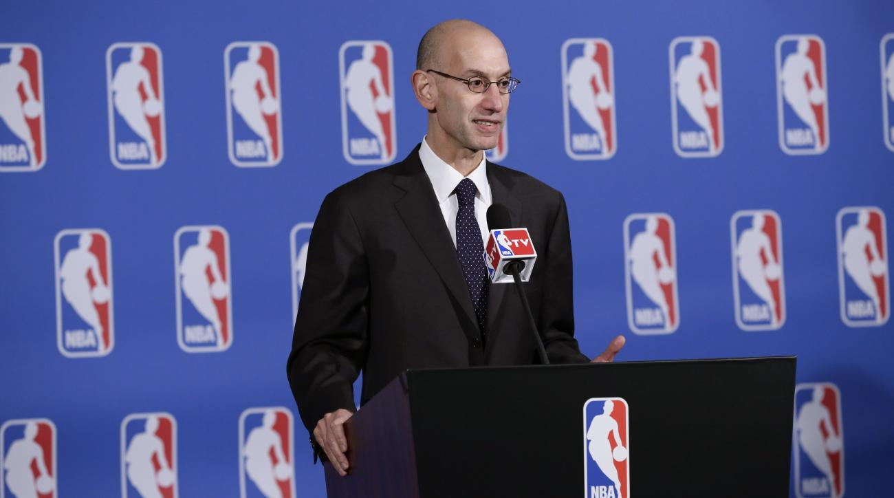 NBA shorter game unlikely Adam Silver