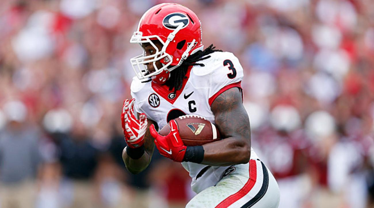 580ebb469 Todd Gurley suspension ruling shows major problems with NCAA's system