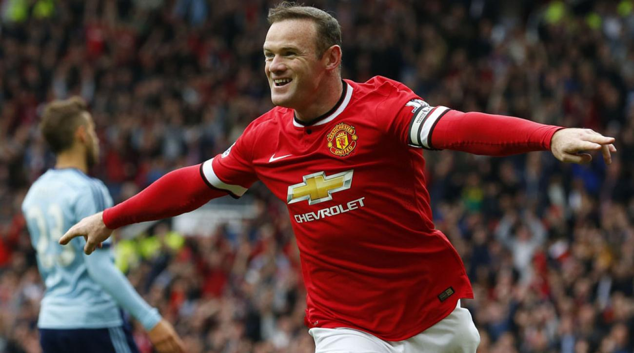 Manchester United forward Wayne Rooney hopes to play vs Manchester City.
