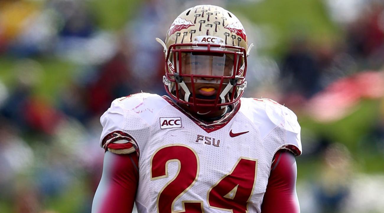 Florida State linebacker Terrance Smith