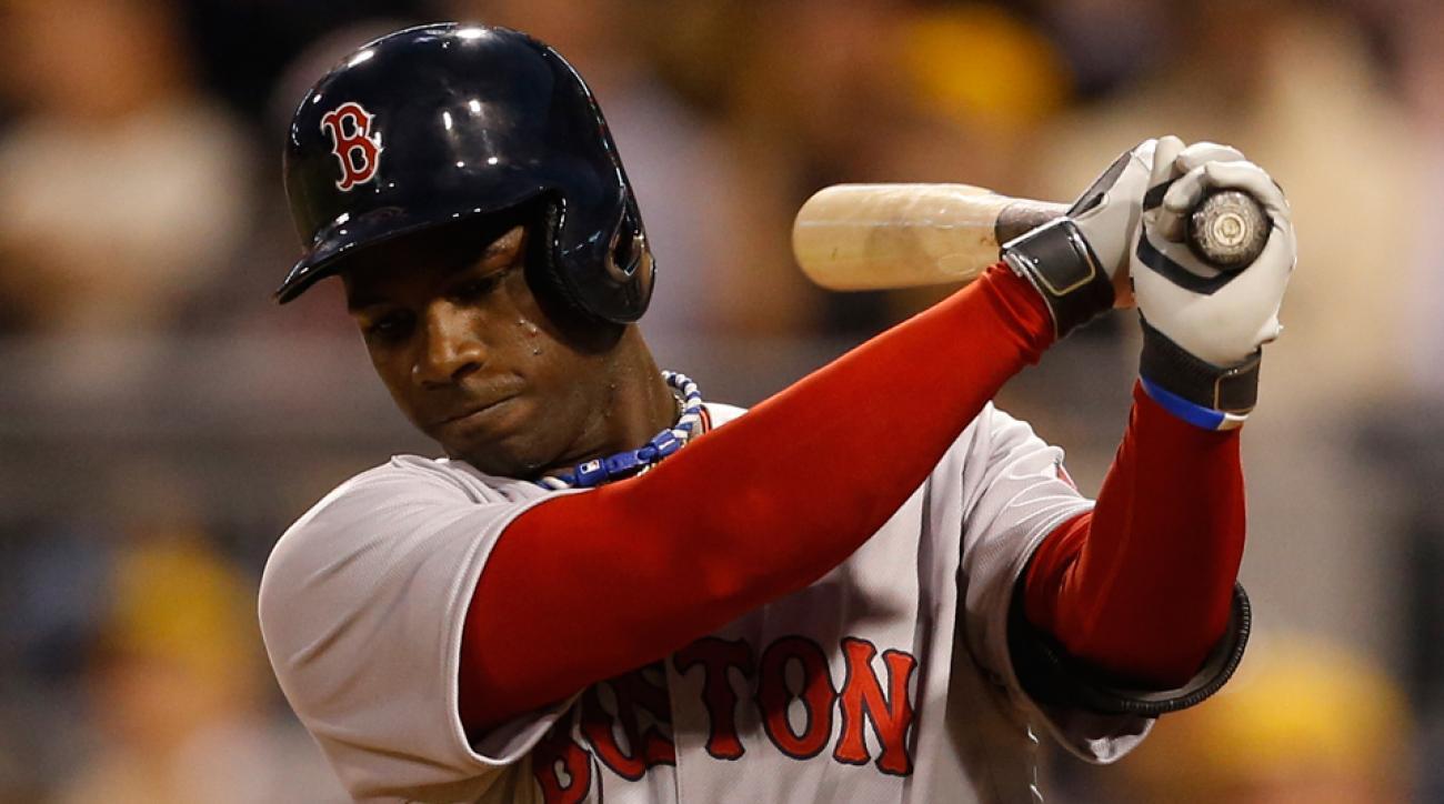 Rusney Castillo Red Sox