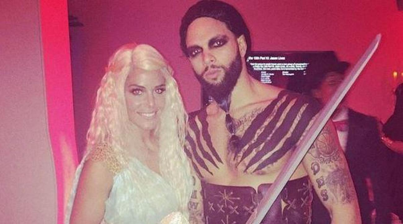 halloween costumes from deron williams johnny manziel paul pierce and more sicom - Paul Pierce Halloween