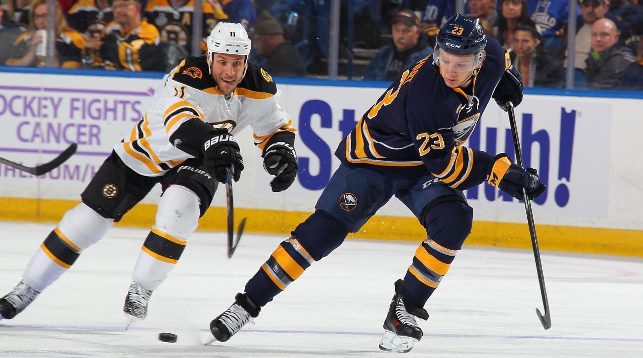 Buffalo Sabres send Sam Reinhart back to juniors