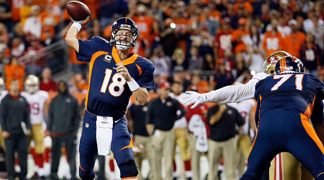At 38, Peyton Manning's Prime Is Right Now