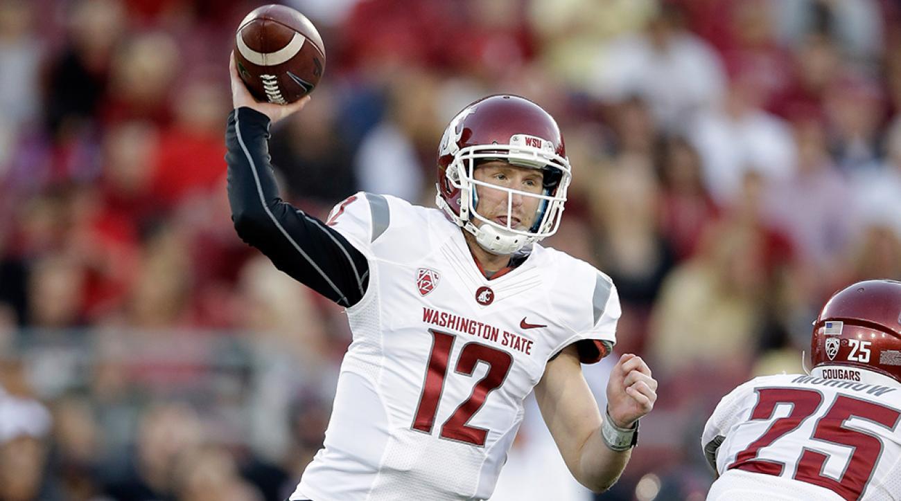 Connor Halliday Washington State injury USC