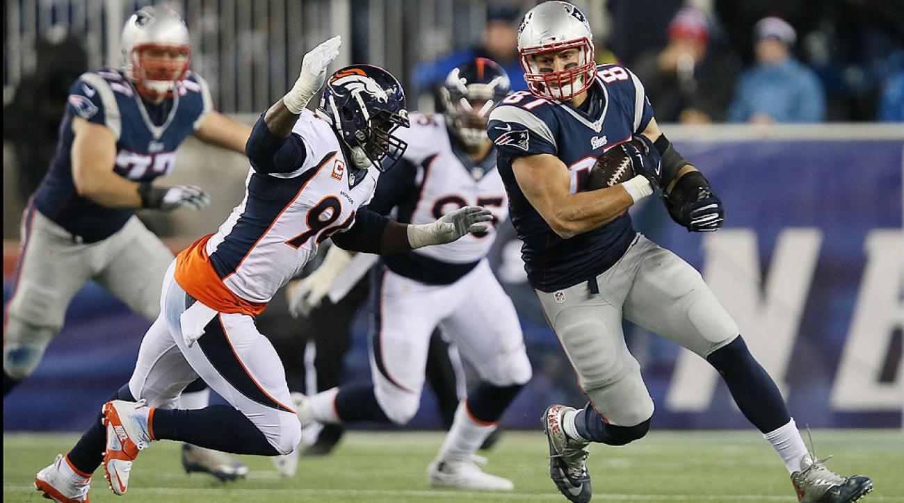 NFL Week 9: Rob Gronkowski's resurgence has New England Patriots offense rolling
