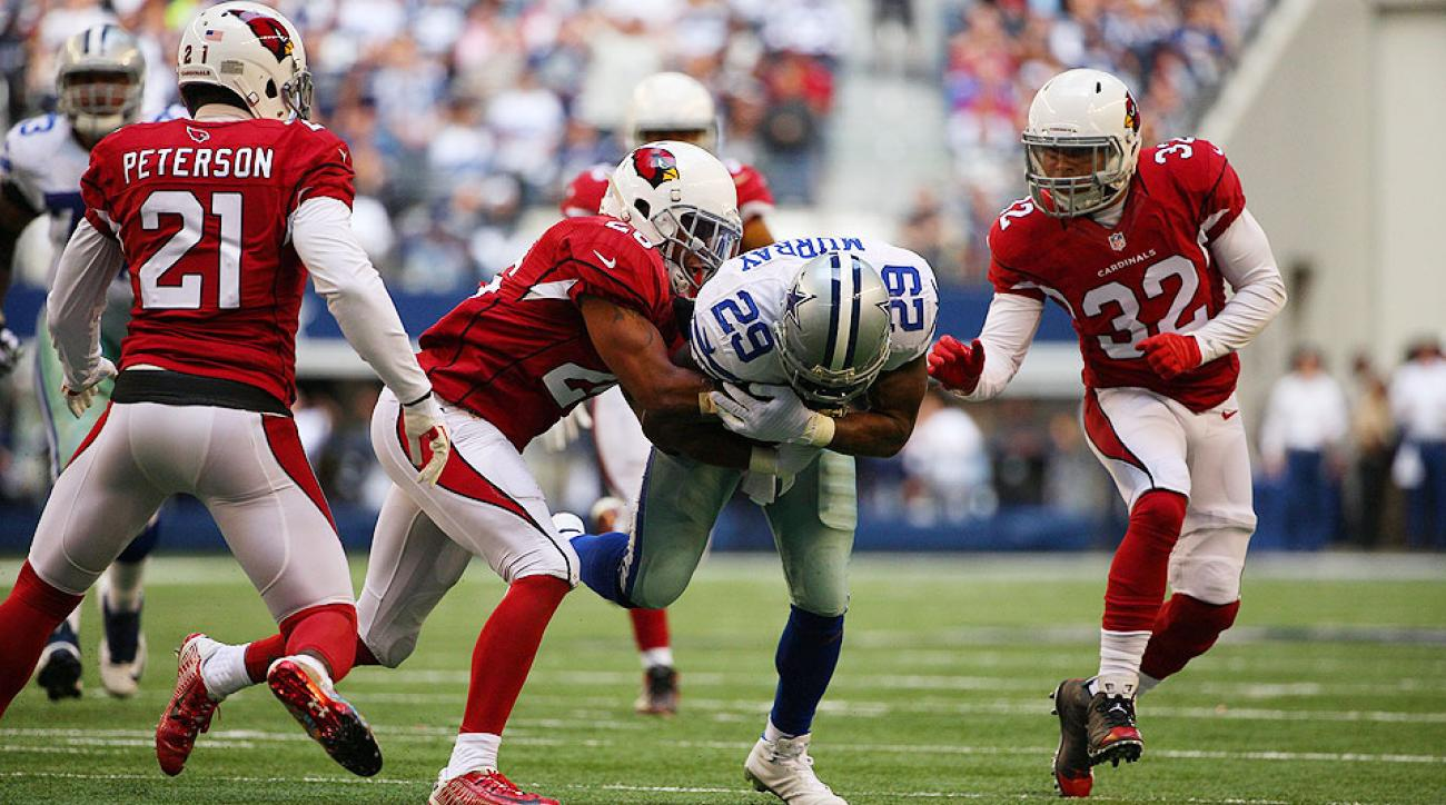 NFL Week 9 Snap Judgments: Dallas Cowboys struggle without Tony Romo, Arizona Cardinals dominate