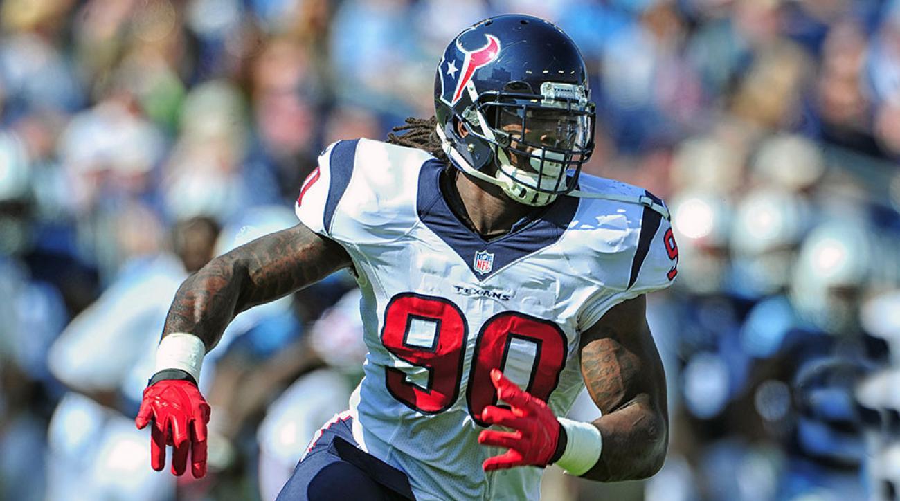Houston Texans Jadeveon Clowney