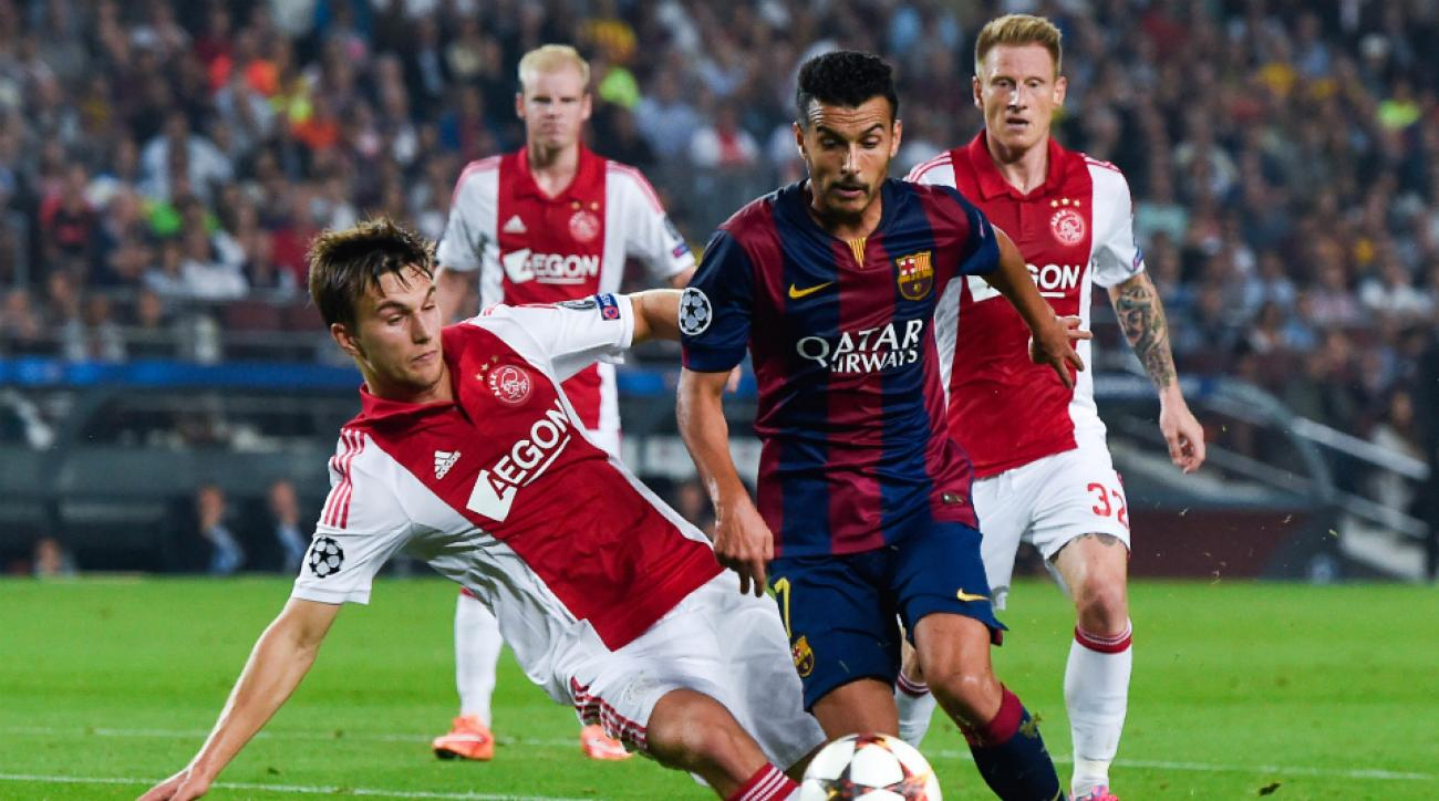 barcelona vs ajax champions league live stream watch online tv
