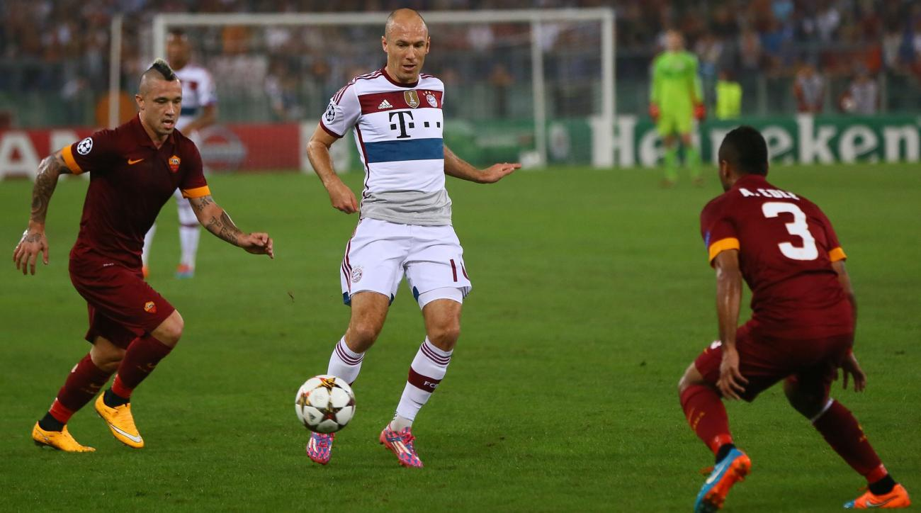 Watch Bayern Munich vs Roma online