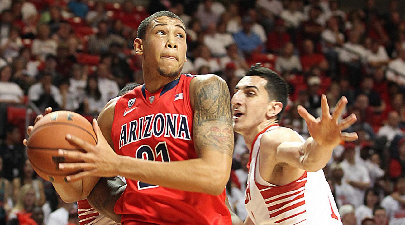 Brandon Ashley's return could make Arizona even more dangerous this season.