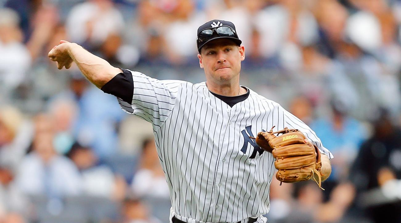 Yankees Chase Headley free agent