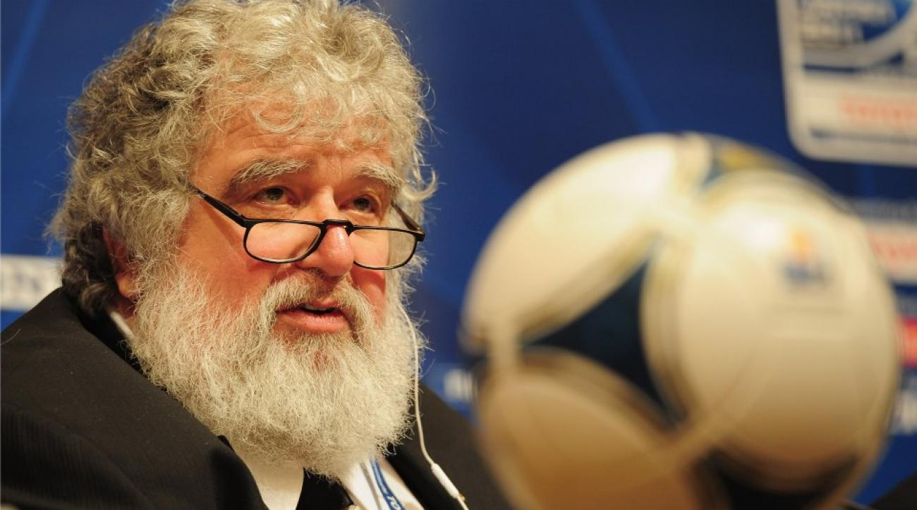 Fifa Exec chuck blazer has an apartment just for his cats