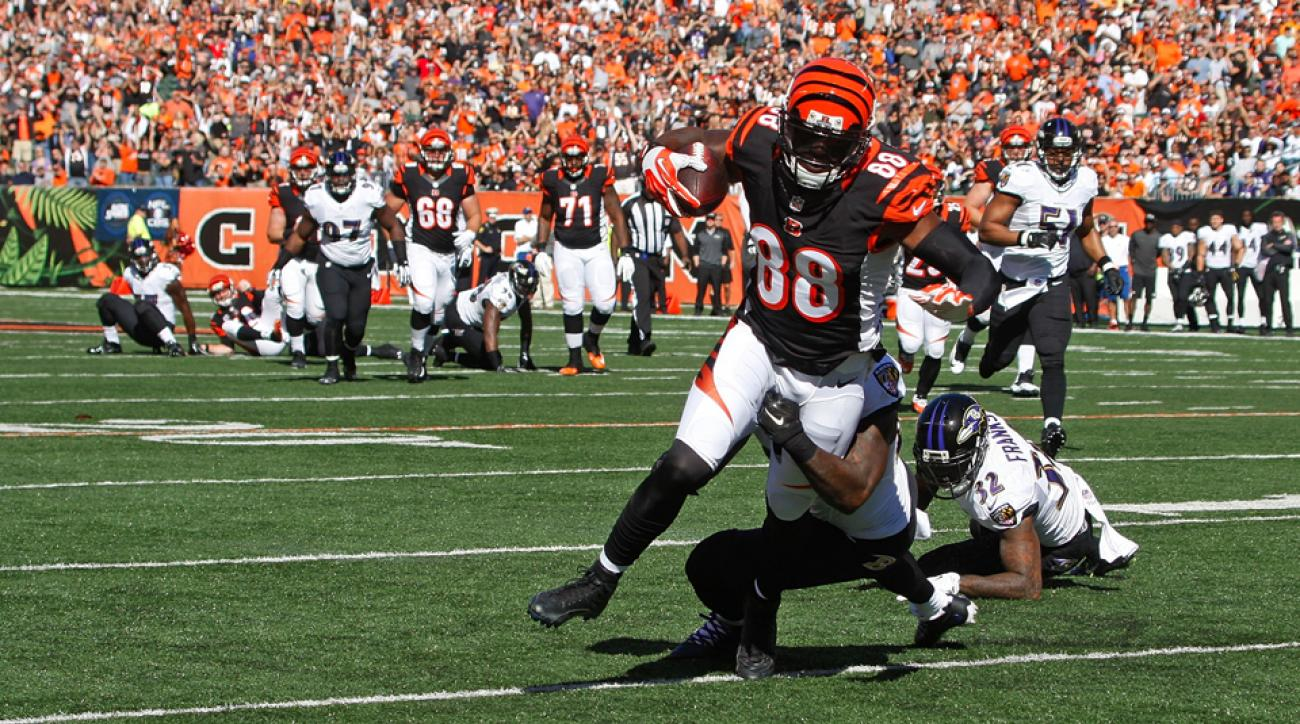Cincinnati Bengals WR Greg Little is ready to face his former team, the Cleveland Browns.