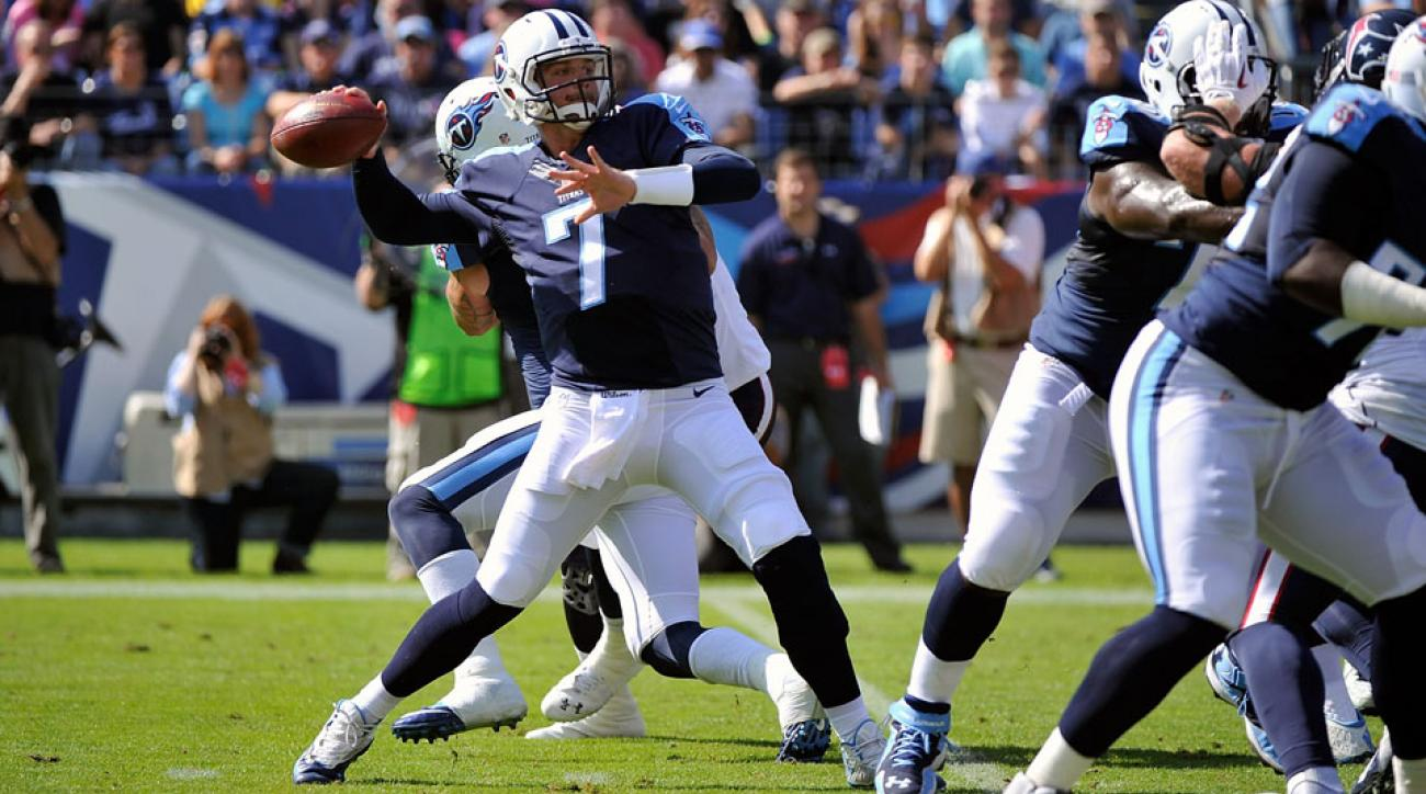 tennessee titans zach mettenberger progress bye week