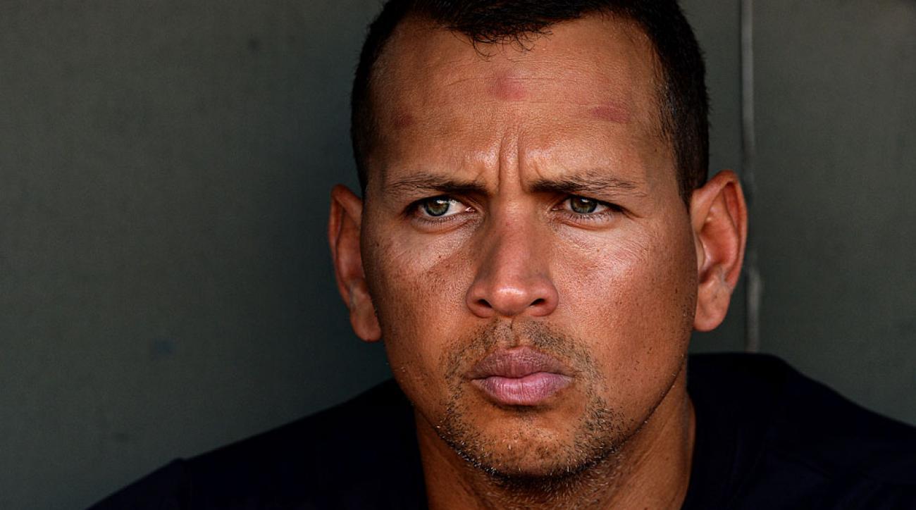 Alex Rodriguez, New York Yankees