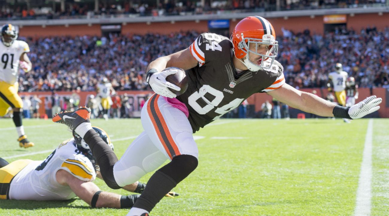 Jordan Cameron Browns concussion out
