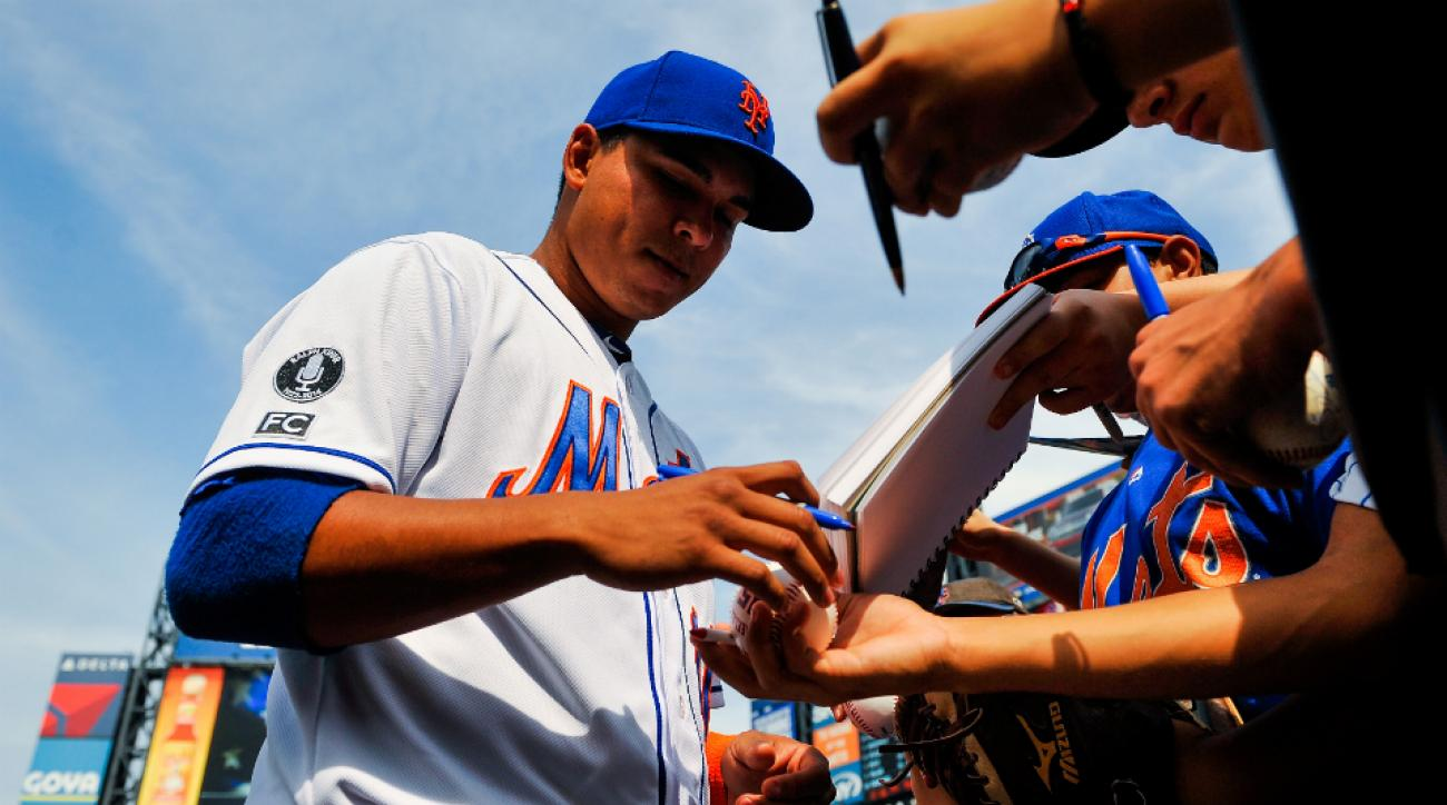 New Mets uniforms for 2015