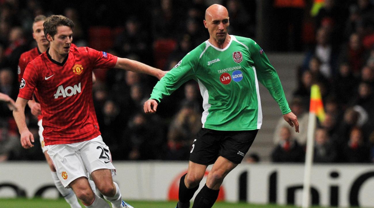 Gabriel Muresan banned 16 games fracturing eye socket