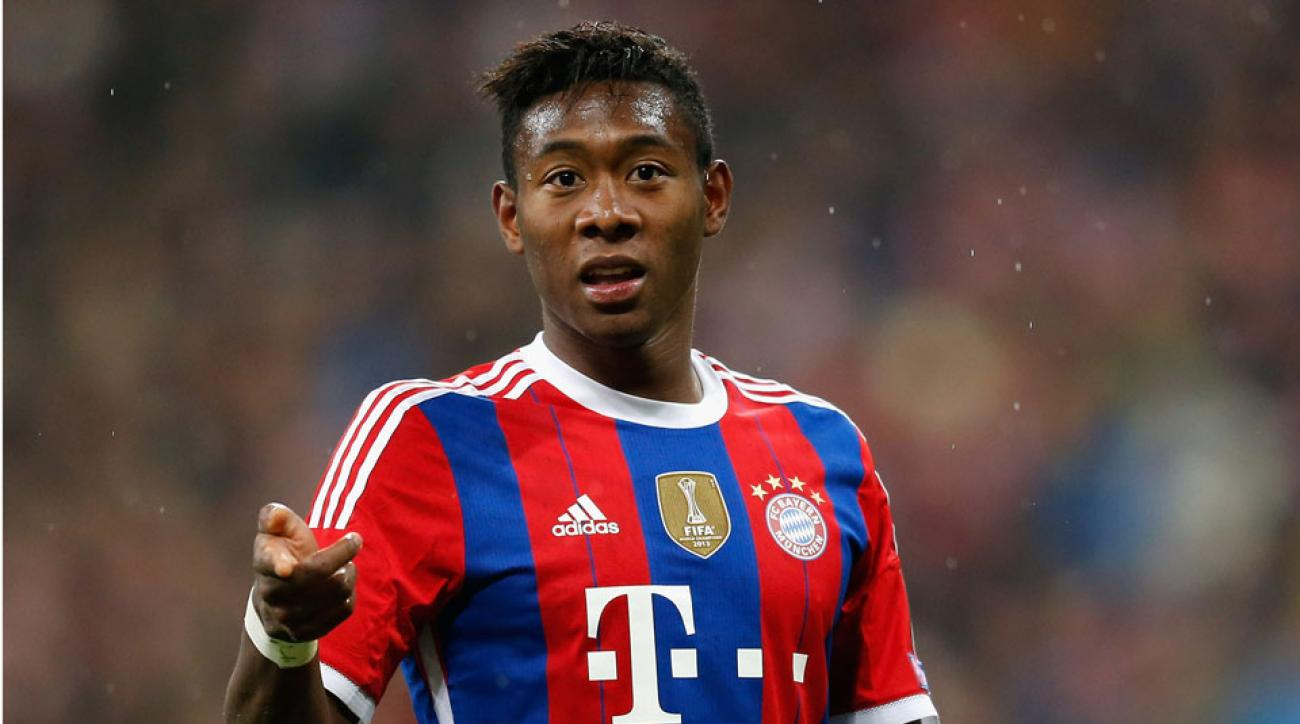 Bayern Munich David Alaba