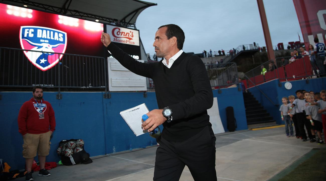 Manager Oscar Pareja has bestowed a lot of trust in his younger players in the midst of FC Dallas' run to the MLS playoffs.