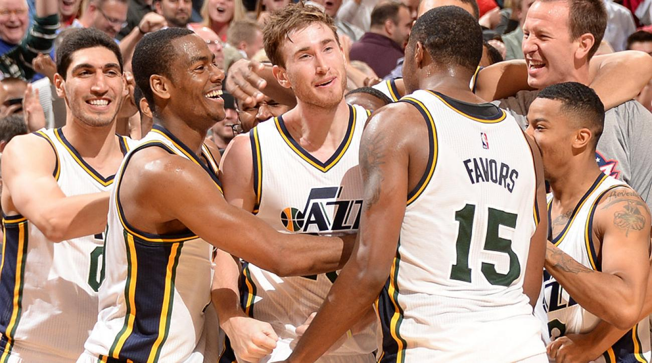 Gordon Hayward hit a game-winning jumper to defeat LeBron James and the Cavaliers.