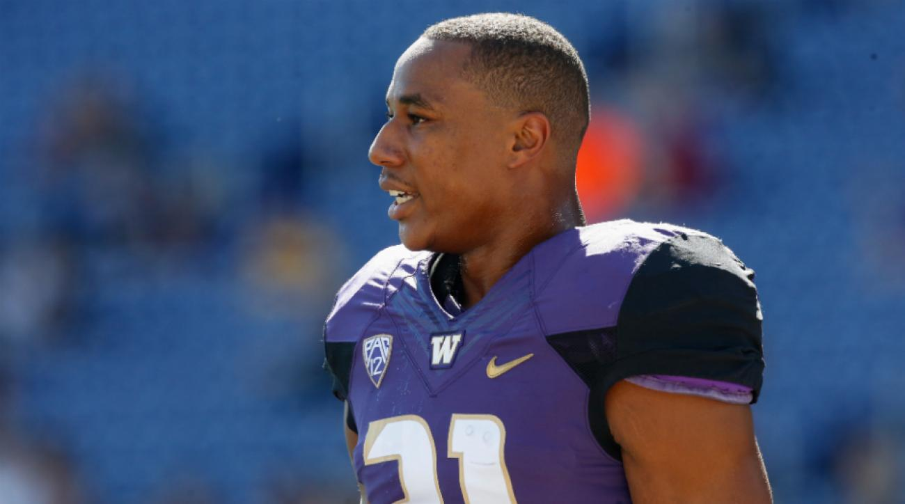 Washington CB Marcus Peters dismissed from team
