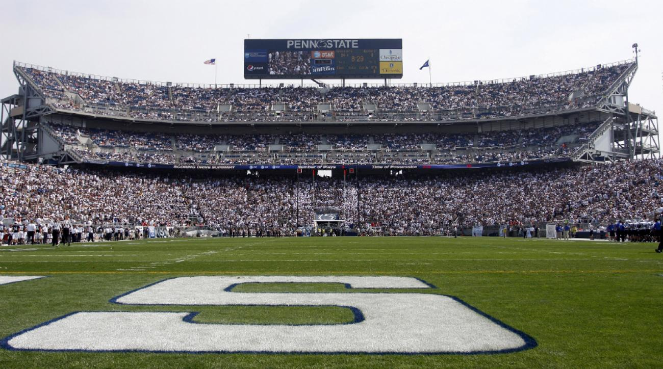 Penn State sanctions NCAA lawsuit