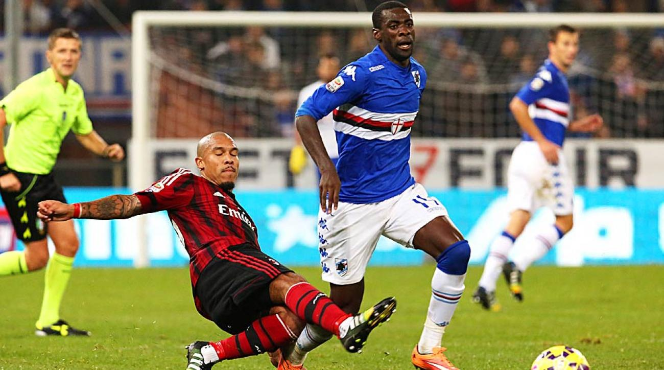 A.C Milan Sampdoria
