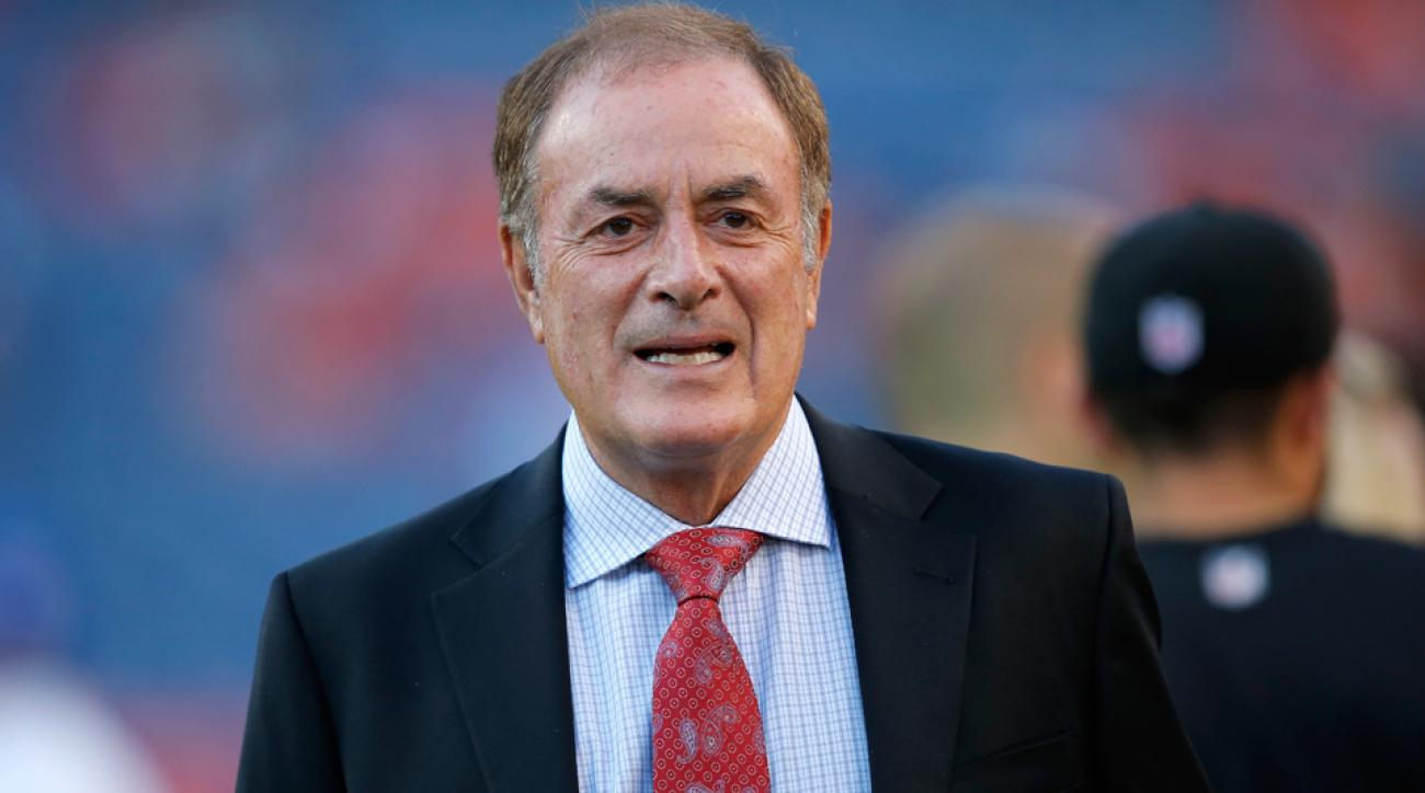 Broadcaster Al Michaels spoke to Sports Illustrated's Richard Deitsch on his new book, Howard Cosell and the future of sports media.