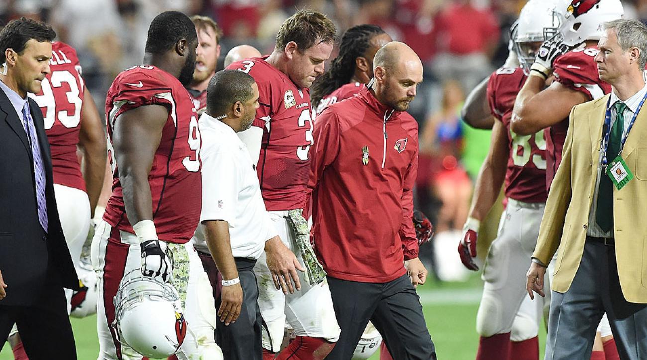 Carson Palmer injury: Can Arizona Cardinals win without QB?