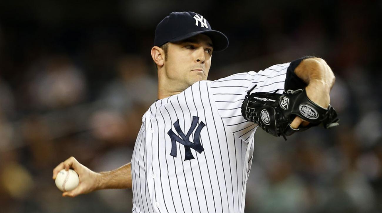 New York Yankees David Robertson