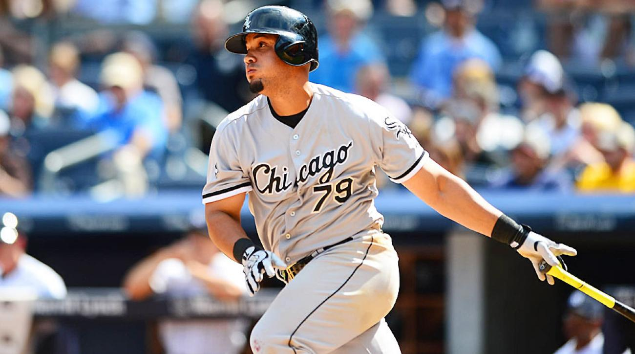 Jose Abreu wins AL Rookie of the Year
